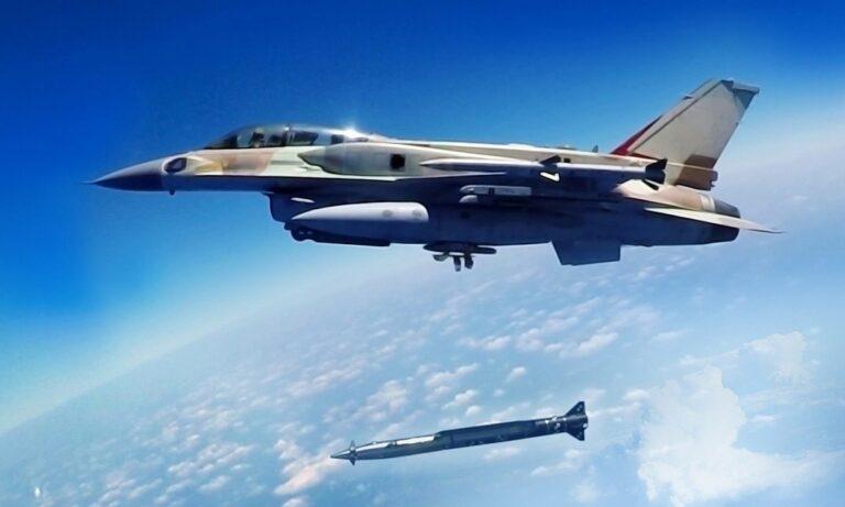 Ελληνοτουρκικά: «Rampage» και «Spice» από το Ισραήλ για την Πολεμική Αεροπορία