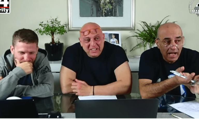 Ραπτόπουλος: Χαμπάρι δεν πήρε την ισοφάριση του Ολυμπιακού! (vids)