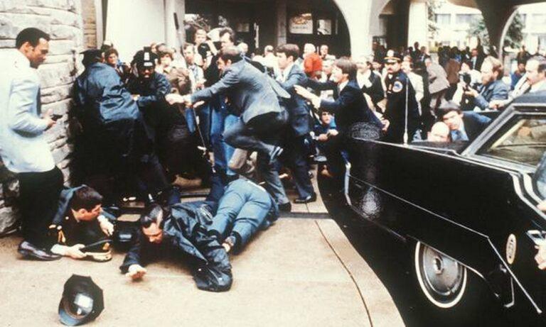 Σαν σήμερα: Η απόπειρα δολοφονίας του Ρόναλντ Ρήγκαν (1981)