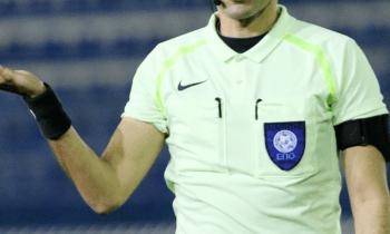 Φραστική επίθεση από παράγοντα ΠΑΕ δέχθηκε εντός των αποδυτηρίων, διεθνής διαιτητής της Super League.