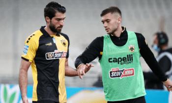 Ανέλ Σαμπανάτζοβιτς: Ομάδα της Super League 1 χτύπησε την «πόρτα» της ΑΕΚ για να πάρει δανεικό τον Βόσνιο μέσο, αλλά δεν προχώρησε το deal.