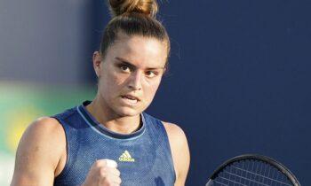 Σάκκαρη: Εκπληκτική εμφάνιση και πρόκριση στα ημιτελικά του Miami Open απέναντι στο Νο2 της παγκόσμιας κατάταξης του τένις, τη Ναόμι Οσάκα!