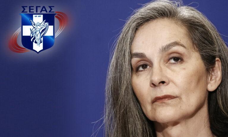 Εκλογές ΣΕΓΑΣ: Θρίαμβος! Νίκησε ο στίβος! Πρόεδρος η Σοφία Σακοράφα!