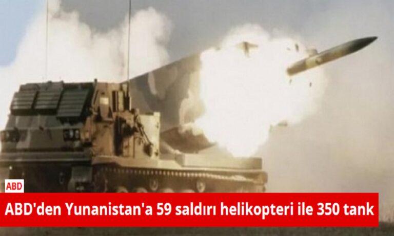 Ελληνοτουρκικά: Σοκ των Τούρκων – Οι ΗΠΑ δίνουν στην Ελλάδα 9 Apache και 50 OH-58D