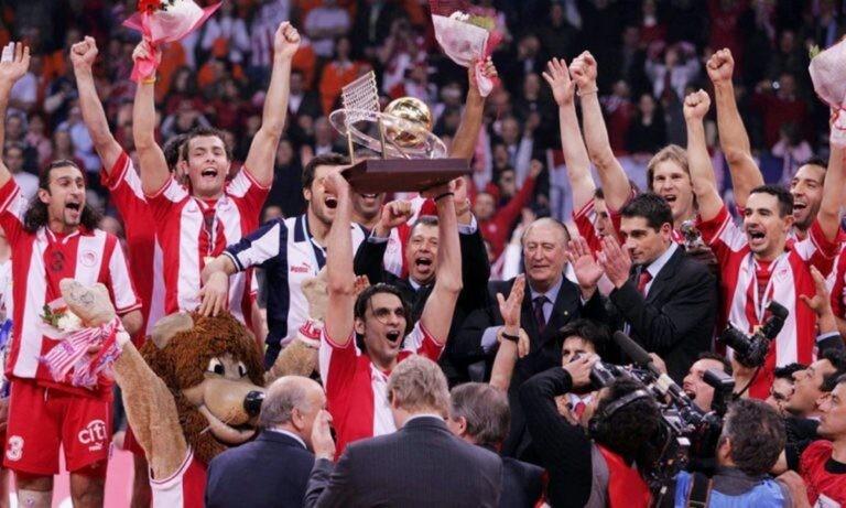 Σαν σήμερα: Ο Ολυμπιακός κατακτά τον δεύτερο ευρωπαϊκό τίτλο στο βόλεϊ! (2005)