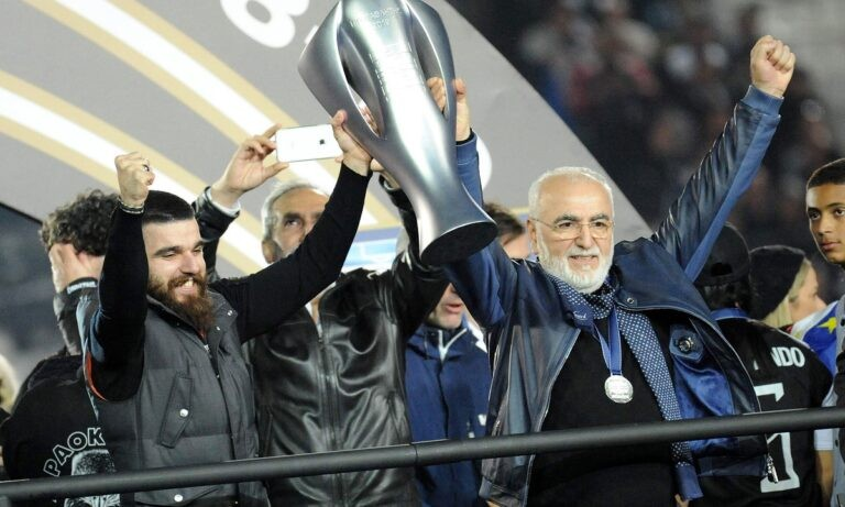 Ιβάν Σαββίδης: Ο ηγέτης του ΠΑΟΚ έκλεισε τα 62