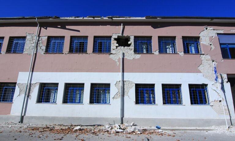 Σεισμός στην Ελασσόνα: Προς κατεδάφιση το σχολείο και πάνω από 100 σπίτια (vid)