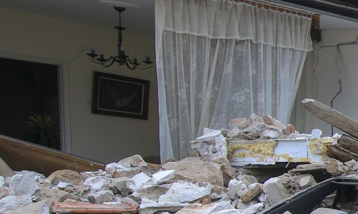 Θεσσαλία: Στα 1.820 τα ακατάλληλα σπίτια – Ρωγμές από τον νέο σεισμό