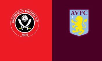 Σέφιλντ Γιουνάιτεντ-Άστον Βίλα: Παρακολουθήστε LIVE την αναμέτρηση για την 29η αγωνιστική της Premier League. Σέντρα στις 20:00.