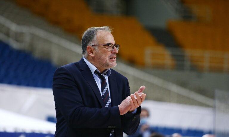 Σκουρτόπουλος: «Ένα λάθος της τελευταίας στιγμής μας κόστισε το παιχνίδι»