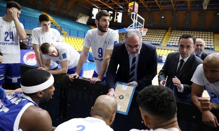Σκουρτόπουλος: «Πιστεύουμε ότι θα καταφέρουμε να πάρουμε τη νίκη»