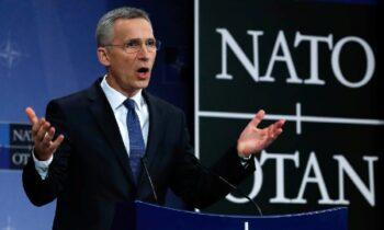 Προκλητική δήλωση από τον ΓΓ του ΝΑΤΟ, ο οποίος αντί να βάλει στη θέση της την Τουρκία, καλεί την Ελλάδα να τα βρει μαζί της για να μην έχει συνέπειες!