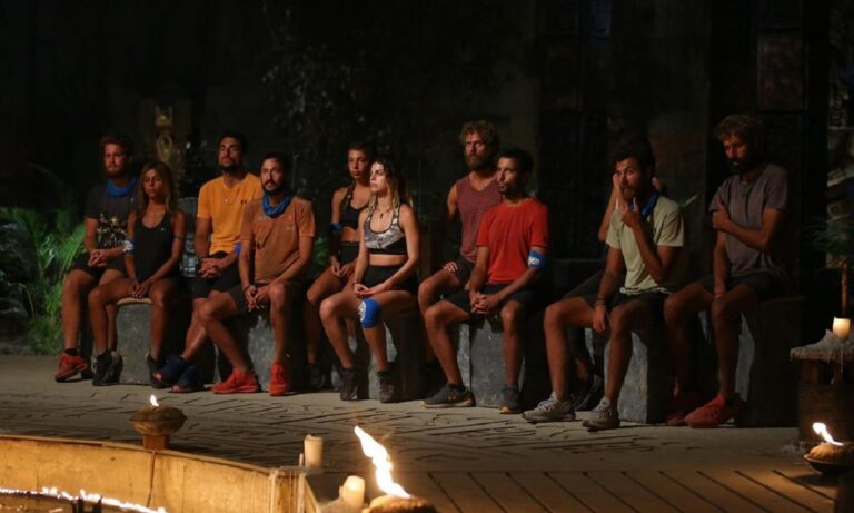 Survivor Highlights 4/3: Πανικός στους Μπλε- Αρπάχτηκαν Σάκης, Νίκος και Τζέημς – «Δεν θα λες το όνομά μου, τέλος» (vids)
