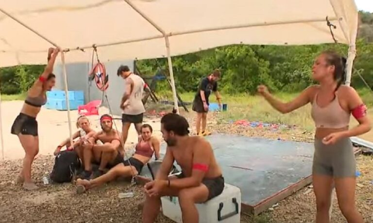 Survivor 31/3: ΤΡΟΜΕΡΟΣ τσακωμός ανάμεσα σε Νικολέτα- Μαριάνθη (VID)