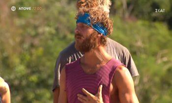 Survivor trailer 2/3: «Ανταρσία» στην μπλε ομάδα - Δεν γουστάρουν να αγωνιστούν Κρις και Αλέξης Παππάς! (vid)