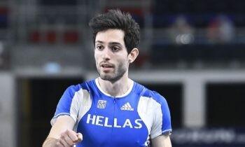 Τεντόγλου: Ο Έλληνας αθλητής του μήκους με απίθανο παγκόσμιο άλμα κατέκτησε την 1η θέση στο Ευρωπαϊκό Πρωτάθλημα κλειστού στίβου.