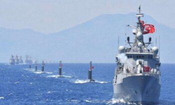 Ελληνοτουρκικά: Βίντεο-πρόκληση της Τουρκίας - «Γαλάζια Πατρίδα για εμάς το Αιγαίο!»