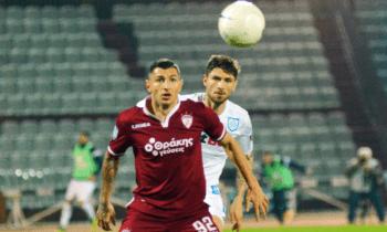 ΑΕΛ: Ο κύκλος των χαμένων... ευκαιριών. Πάλι εκτός ομάδας, έθεσε τον Σέρβο μεσοεπιθετικό, Νίκολα Τρούγιτς ο Αλέξης Κούγιας.