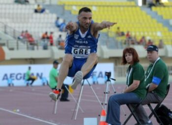 Κωστας Κεντερης: Ο εκ των κορυφαίων άλτων στον κόσμο Λούης Τσάτουμας συνυπογράφει με συναθλητές του Κεντέρη που στηρίζουν.