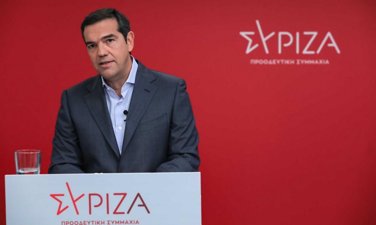 ΣΥΡΙΖΑ: «Το μόνο κυβερνητικό σχέδιο είναι το lockdown – Η αποτυχία έχει όνομα, Κυριάκος Μητσοτάκης»