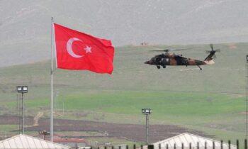 ΣΟΚ στην Τουρκία: Συνετρίβη στρατιωτικό ελικόπτερο - 9 νεκροί!