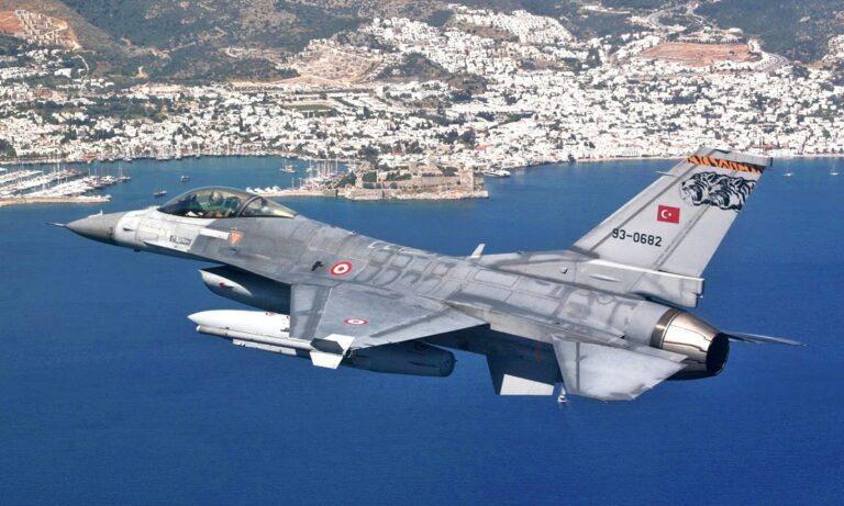 Νέο ΣΟΚ των Τούρκων – Οι ΗΠΑ λένε ότι παραβιάζουμε τον ελληνικό εναέριο χώρο