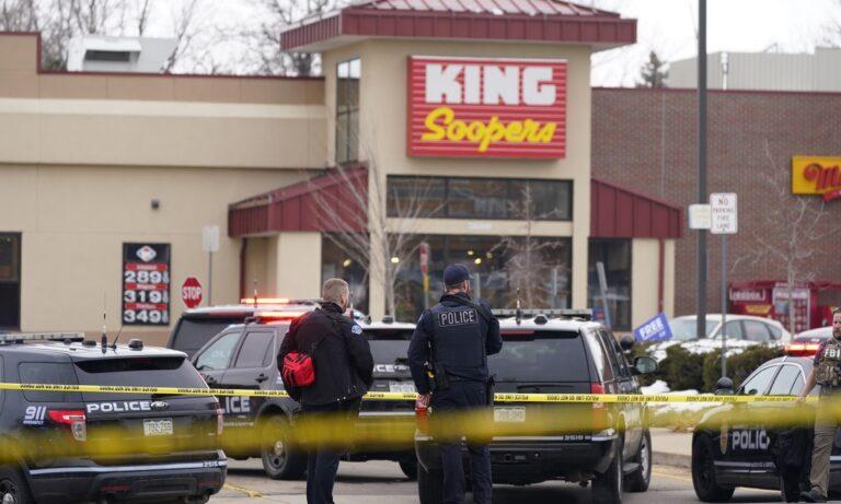 Μακελειό στο Κολοράντο: Άγνωστος σκότωσε δέκα ανθρώπους σε σούπερ μάρκετ (vid)