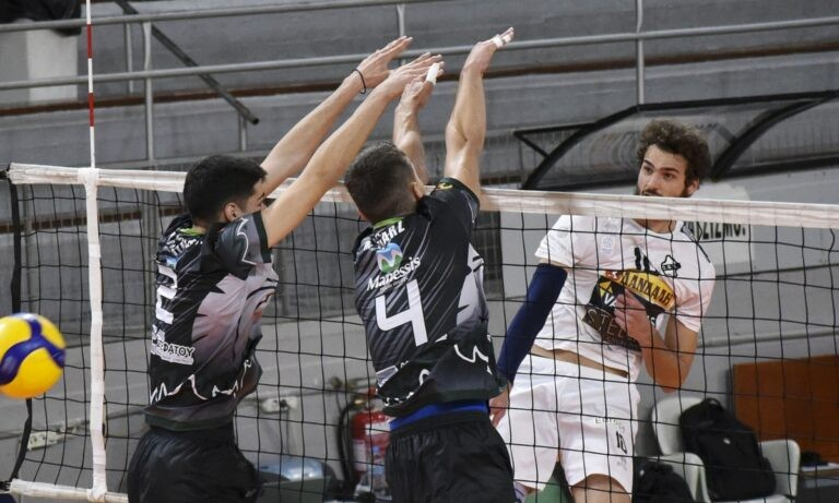 Volley League Ανδρών: Δεύτερη νίκη ο ΟΦΗ