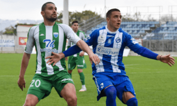 Super League: «Κουλούρια» σε Χανιά και Τρίκαλα. Χανιά - Λεβαδειακός και Τρίκαλα - Απόλλων Λάρισας έμειναν στο 0-0, σε μια αγωνιστική που με εξαίρεση τον Εργοτέλη, δεν κέρδισε κανένας γηπεδούχος.