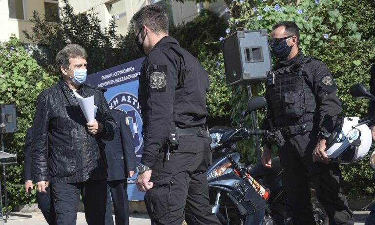Χρυσοχοΐδης: «Η άσκοπη βία δεν δικαιολογείται»