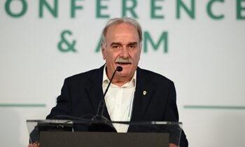 Σπύρος Ζαννιάς: Ανακοίνωση εξέδωσε η Ελληνική Φίλαθλη Ομοσπονδία Αντισφαίρισης απευθυνόμενη στον Υφυπουργό Αθλητισμού, Λευτέρη Αυγενάκη.