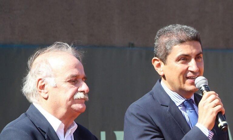 Ζαννιάς: «K. Αυγενάκη, σεβόμαστε όλα τα Ολυμπιακά Αθλήματα και τον Ελληνικό Αθλητισμό»