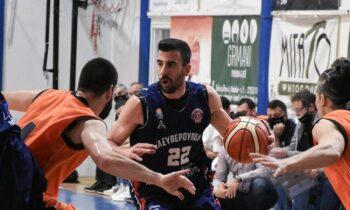 Ο Γιάννης Δημάκος της Ελευθερούπολης είναι ο MVP της 8ης αγωνιστικής της Α2 Ανδρών. Δείτε και τους κορυφαίους στις διάφορες στατιστικές κατηγορίες.