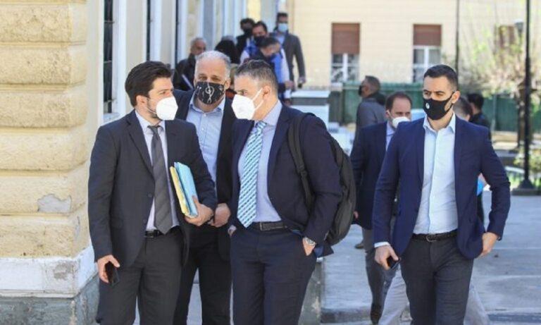 Ολοκληρώθηκε το μεσημέρι της Τετάρτης (7/4) η εκδίκασης της υπόθεσης των ασφαλιστικών μέτρων για την προσωρινή διοίκηση της ΕΟΚ.