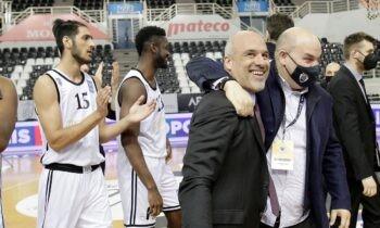 Ο προπονητής του ΠΑΟΚ, Άρης Λυκογιάννης έστειλε ένα μήνυμα μετά την κατάκτηση της 5ης θέσης από πλευράς του ΠΑΟΚ κι ενόψει των πλέι οφ. Που δείχνει τη... δίψα του ιδίου, των παικτών και των συνεργατών του αλλά και της διοίκησης της ομάδας.