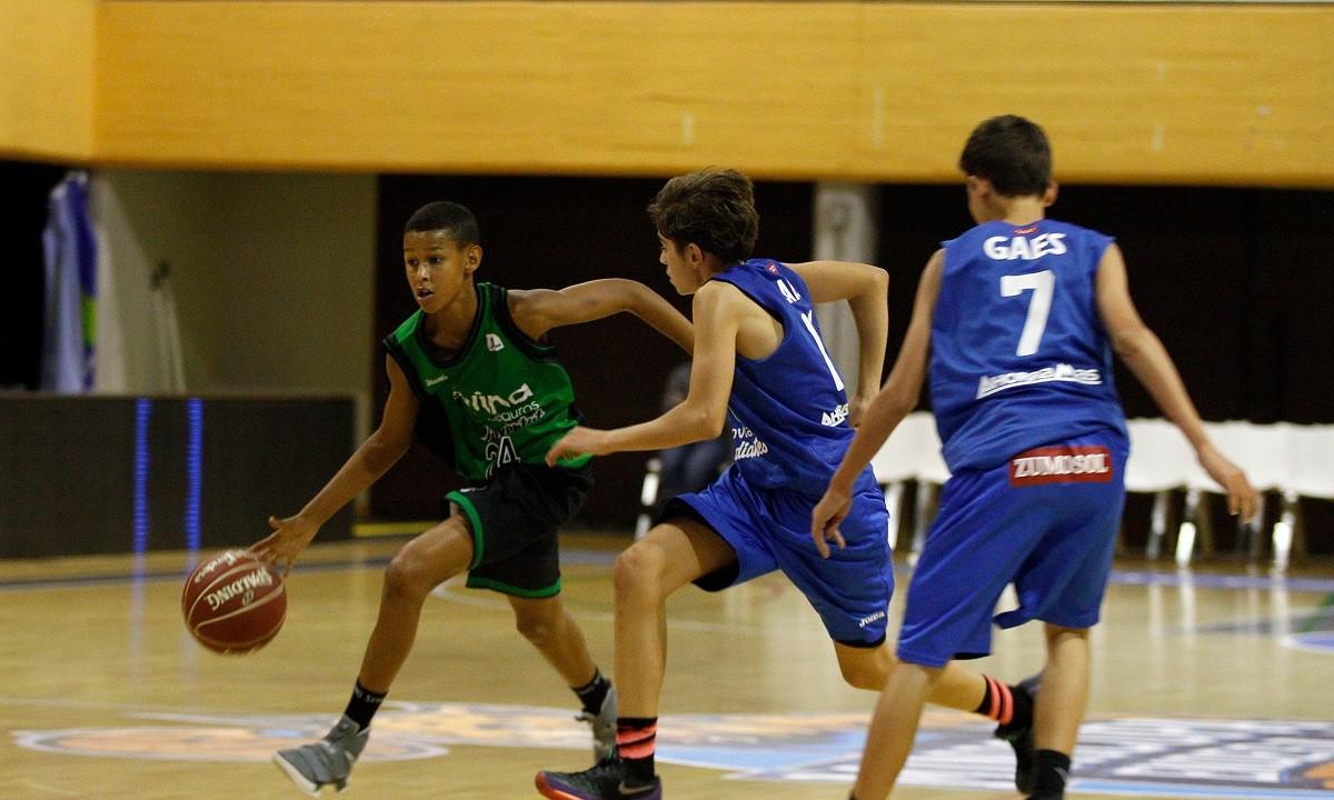 Μπανταλόνα: Με 127 παίκτες από τις Ακαδημίες στην ACB!