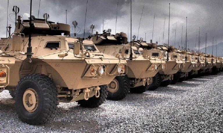 Ένοπλες δυνάμεις: Πώς ο Στρατός έχασε πάνω από 50 τεθωρακισμένα Μ1117 δωρεάν από τις ΗΠΑ