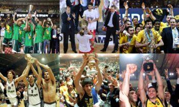 Το ελληνικό μπάσκετ πανηγύρισε 20 τρόπαια σε διεθνές επίπεδο από το 1991 ως και το 2021 αλλά αυτός ο υπέροχος κύκλος έκλεισε φέτος στα τριάντα χρόνια.
