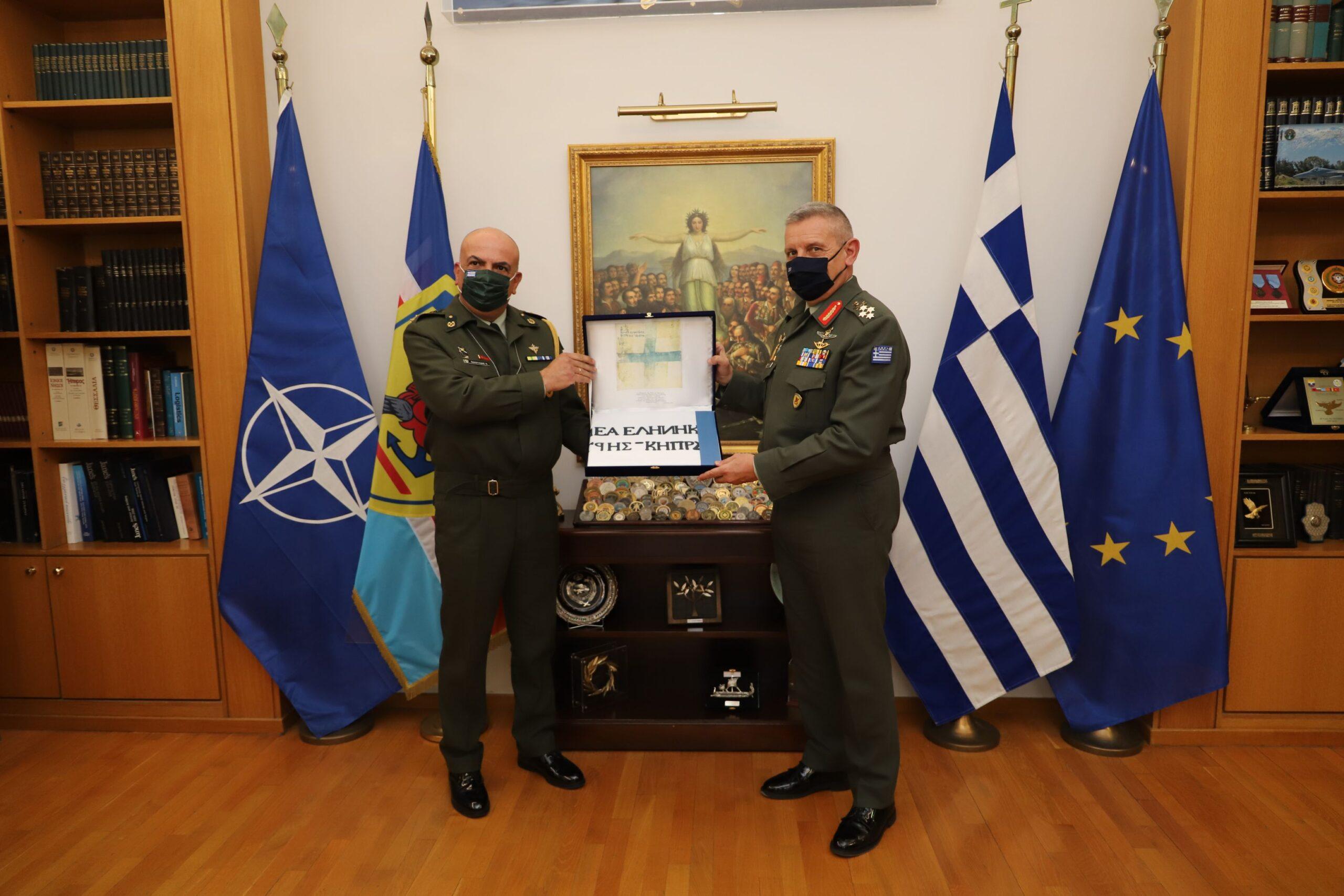 Ελληνοτουρκικά: Νέα στρατιωτική συμφωνία ανάμεσα σε Ελλάδα, Κύπρο και Αίγυπτο η οποία ισχυροποιεί τις ελληνικές Ένοπλες Δυνάμεις.
