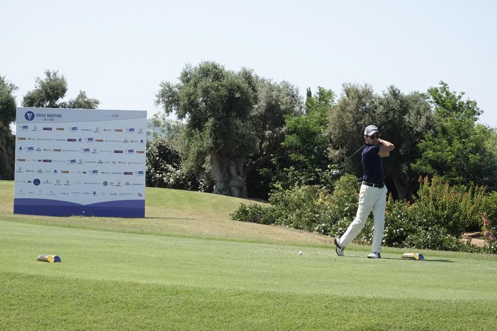 Γκολφική δράση ανάμεσα σε ελαιόδεντρα εκατοντάδων ετών (Greek Maritime Golf Event by Charis Akriviadis)