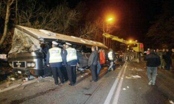 13 Απριλίου 2003: 18 χρόνια από την τραγωδία στα Τέμπη (pics & vid)