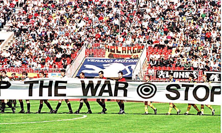 ΑΕΚ: Η μέρα που… αγνόησε τον πόλεμο στο Βελιγράδι (pics + vid)
