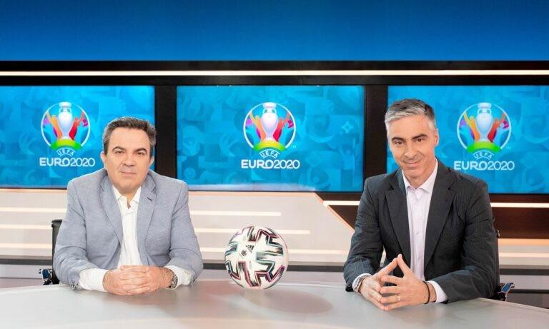Πρεμιέρα για την εκπομπή «Ο δρόμος προς το Euro 2020» με Θεόδωρο Θεοδωρίδη και Κατερίνα Στικούδη!