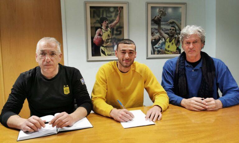 Άρης: Ο Όμηρος Νετζήπογλου υπέγραψε πολυετές συμβόλαιο με την ΚΑΕ!