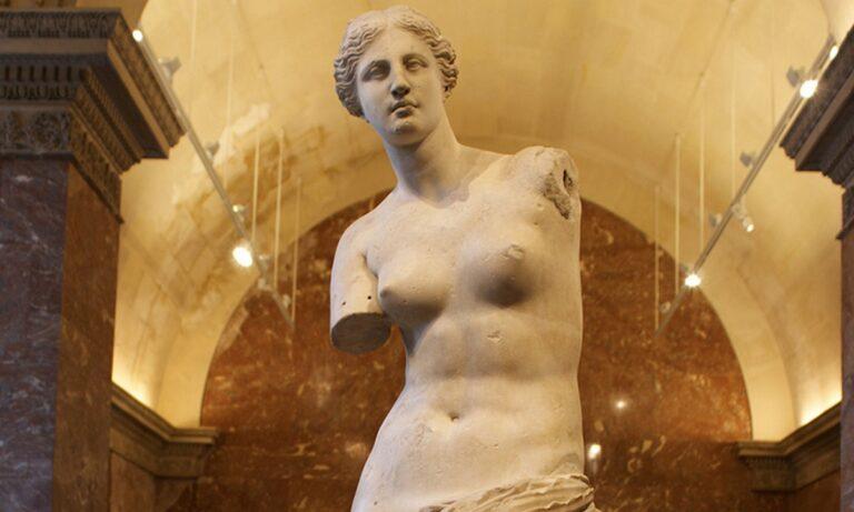 Αφροδίτη της Μήλου: H μέρα που ένας αγρότης ανακάλυψε το διάσημο άγαλμα