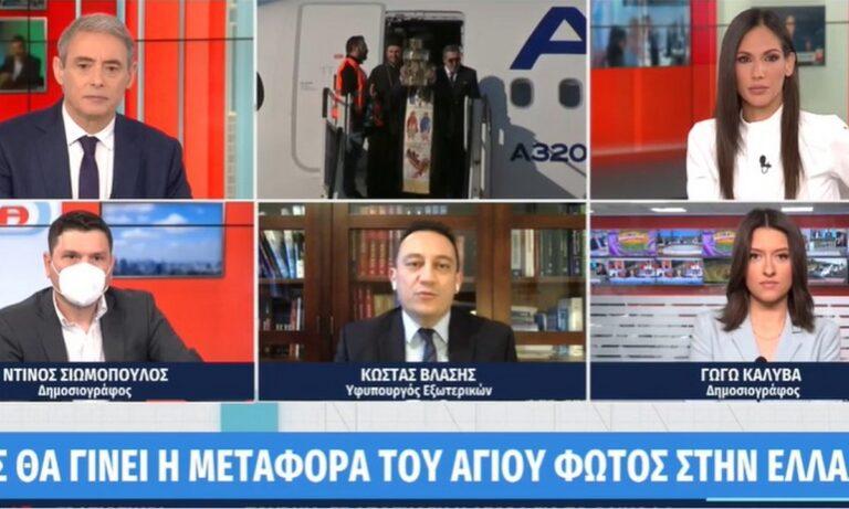 Άγιο Φως: Πως θα γίνει φέτος η μεταφορά του στην Ελλάδα