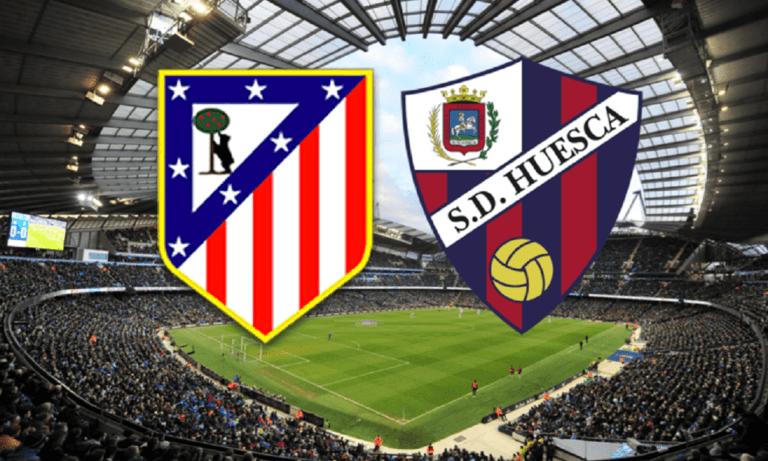 Ατλέτικο Μαδρίτης – Ουέσκα 2-0 (ΤΕΛΙΚΟ)