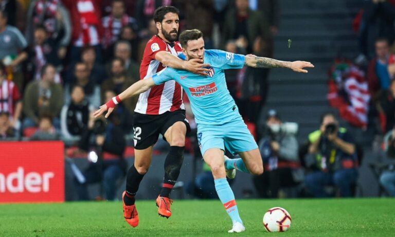 Αθλέτικ Μπιλμπάο – Ατλέτικο Μαδρίτης 2-1 (ΤΕΛΙΚΟ)