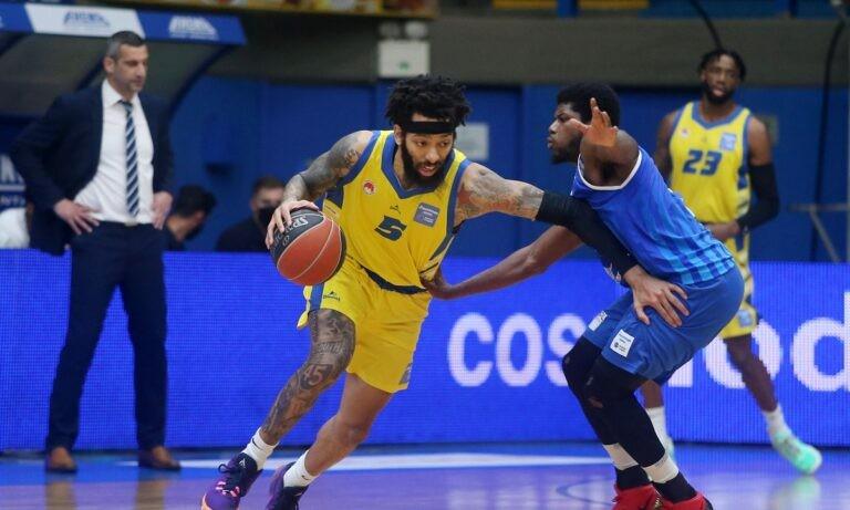 Basket League: Η βαθμολογία μετά τη νίκη του Περιστερίου