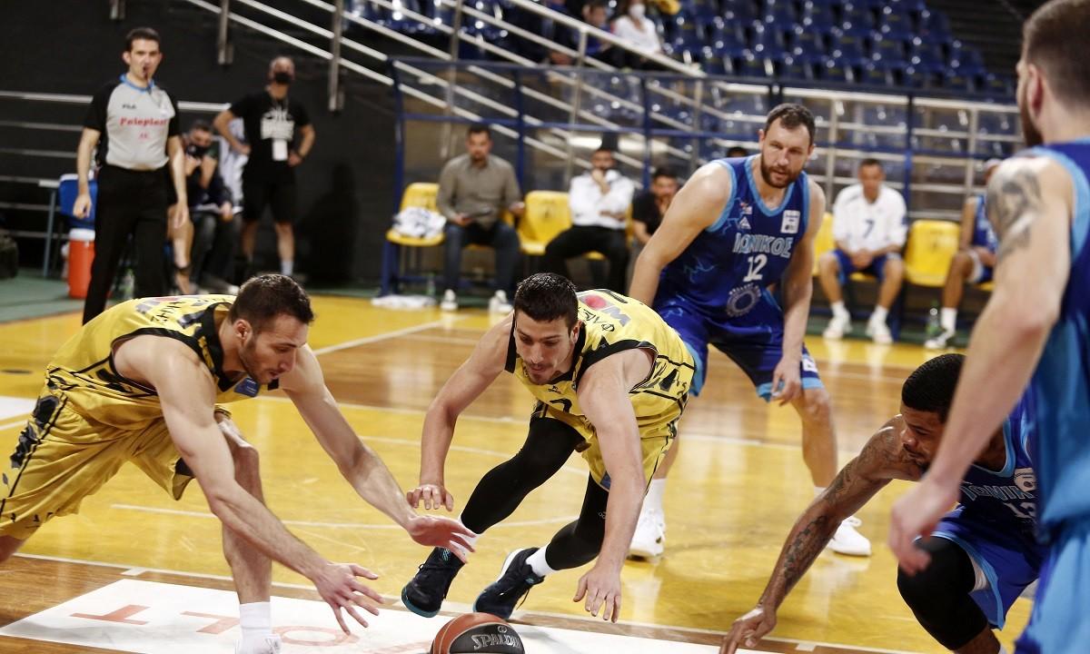 Basket League- 21η αγων.: Αποτελέσματα και βαθμολογία